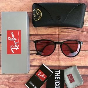 🎉60%OFF NEW AUTHENTIC RAY BAN ERIKA